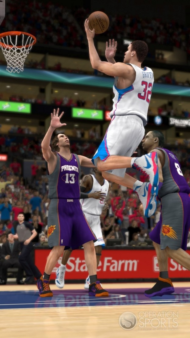 NBA 2K12 Screenshot #127 for Xbox 360
