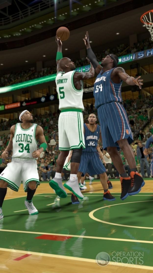 NBA 2K12 Screenshot #130 for Xbox 360