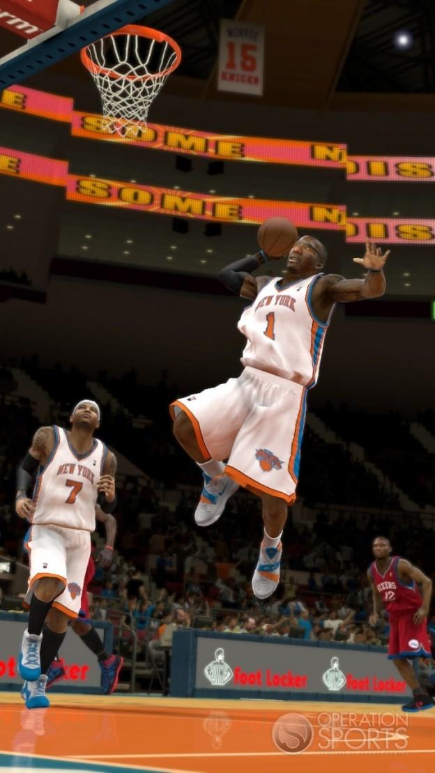 NBA 2K12 Screenshot #124 for PS3