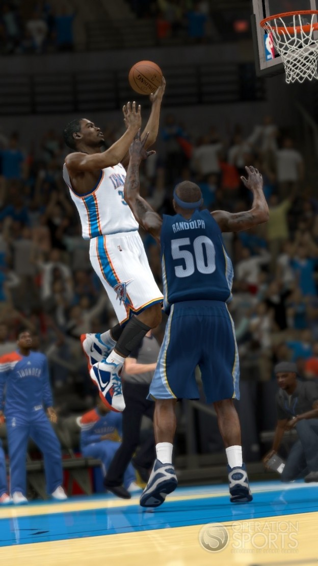 NBA 2K12 Screenshot #127 for PS3