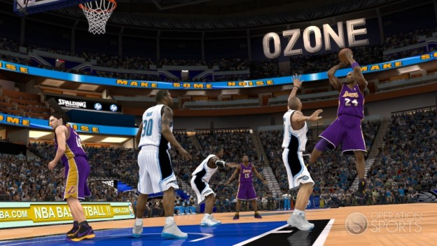 NBA 2K12 Screenshot #129 for PS3