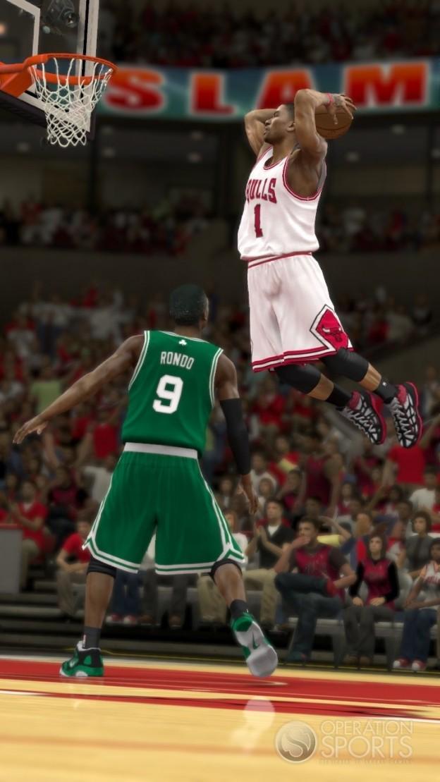 NBA 2K12 Screenshot #133 for PS3
