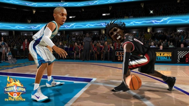 NBA JAM: On Fire Edition Screenshot #40 for Xbox 360