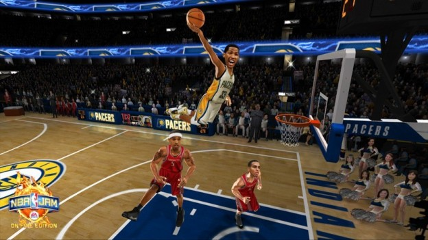 NBA JAM: On Fire Edition Screenshot #41 for Xbox 360
