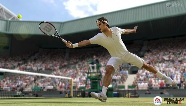 Grand Slam Tennis 2 Screenshot #5 for Xbox 360