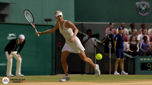 Grand Slam Tennis 2 Screenshot #6 for Xbox 360