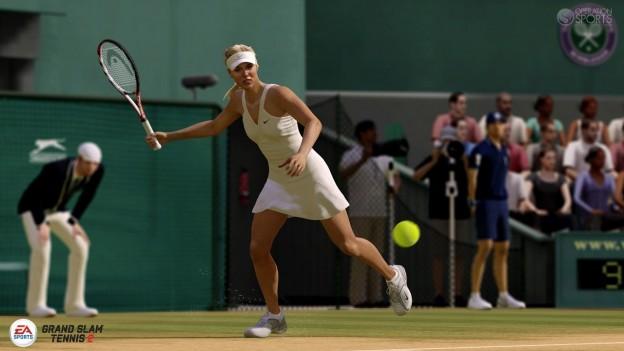 Grand Slam Tennis 2 Screenshot #6 for Xbox 360