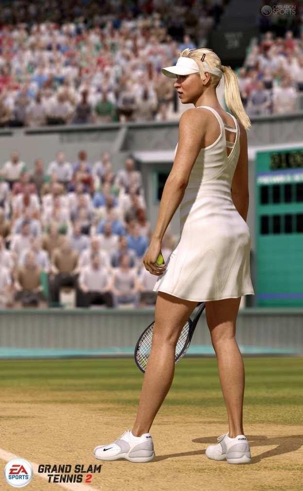 Grand Slam Tennis 2 Screenshot #1 for PS3