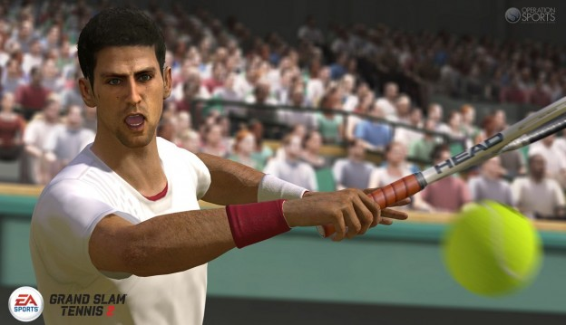 Grand Slam Tennis 2 Screenshot #2 for PS3