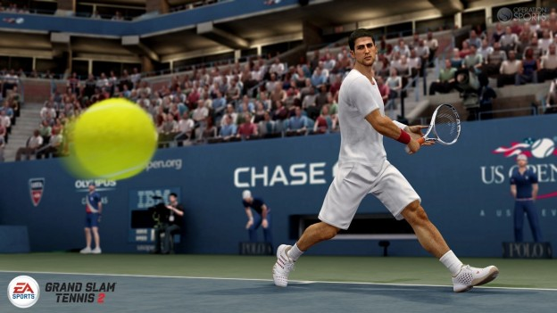 Grand Slam Tennis 2 Screenshot #3 for PS3
