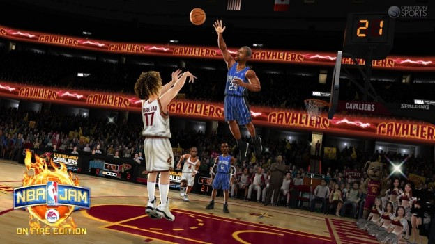 NBA JAM: On Fire Edition Screenshot #43 for Xbox 360