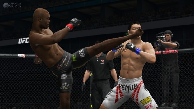 UFC Undisputed 3 Screenshot #18 for Xbox 360