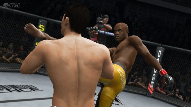 UFC Undisputed 3 Screenshot #20 for Xbox 360