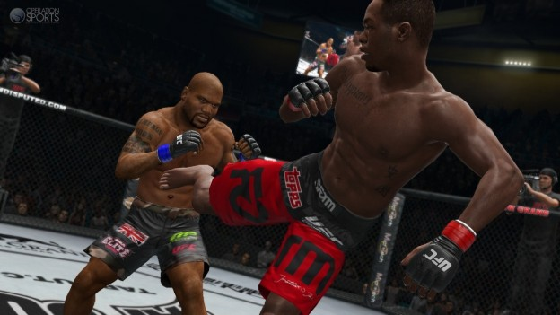 UFC Undisputed 3 Screenshot #21 for Xbox 360