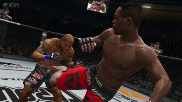 UFC Undisputed 3 Screenshot #23 for Xbox 360