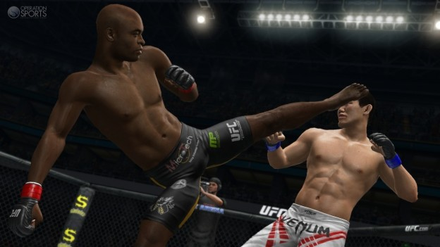 UFC Undisputed 3 Screenshot #25 for Xbox 360