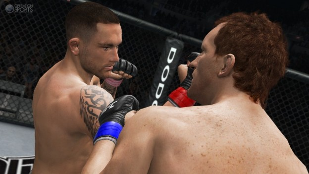 UFC Undisputed 3 Screenshot #27 for Xbox 360