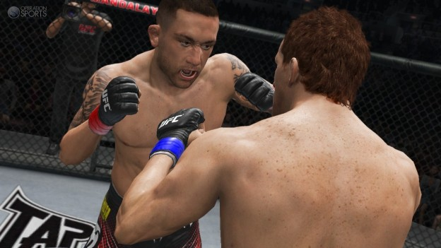 UFC Undisputed 3 Screenshot #29 for Xbox 360