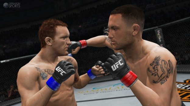 UFC Undisputed 3 Screenshot #32 for Xbox 360