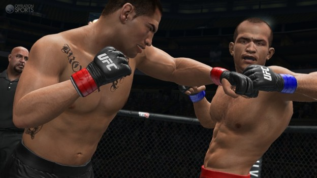 UFC Undisputed 3 Screenshot #35 for Xbox 360