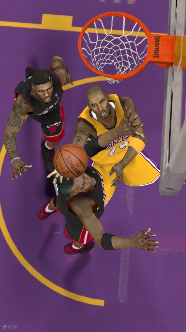NBA 2K12 Screenshot #138 for PS3