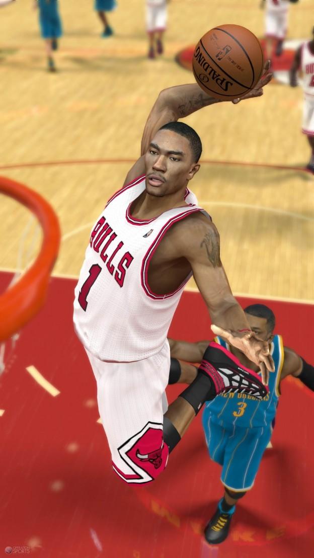 NBA 2K12 Screenshot #139 for PS3