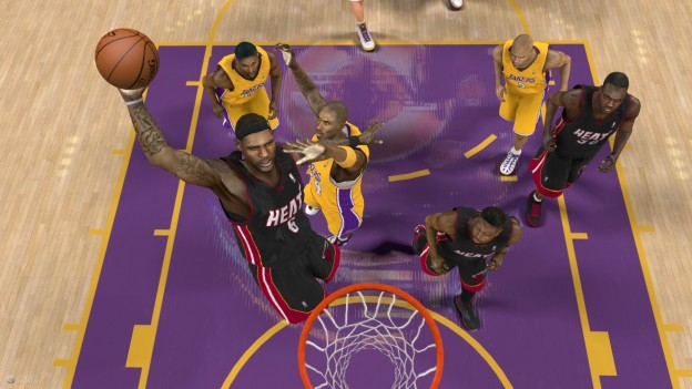 NBA 2K12 Screenshot #138 for Xbox 360