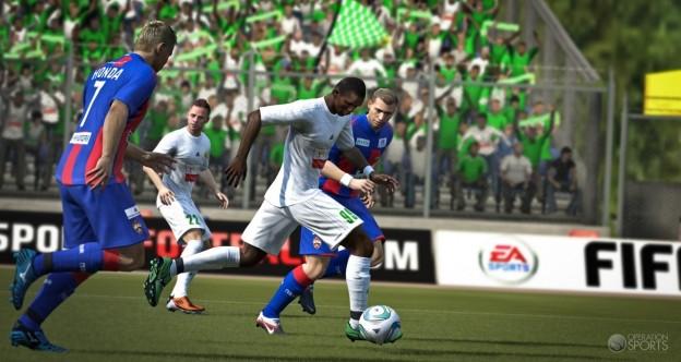 FIFA Soccer 12 Screenshot #64 for Xbox 360