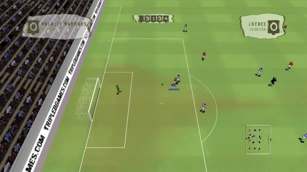 Fitba Screenshot #1 for Xbox 360