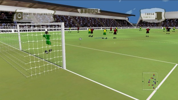 Fitba Screenshot #3 for Xbox 360