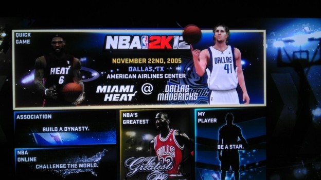 NBA 2K12 Screenshot #142 for PS3