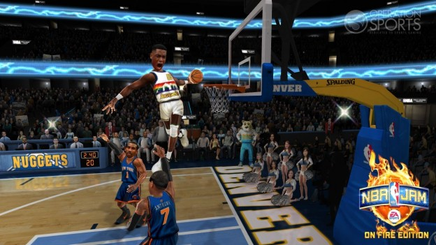 NBA JAM: On Fire Edition Screenshot #45 for Xbox 360