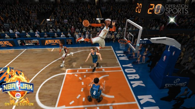NBA JAM: On Fire Edition Screenshot #46 for Xbox 360