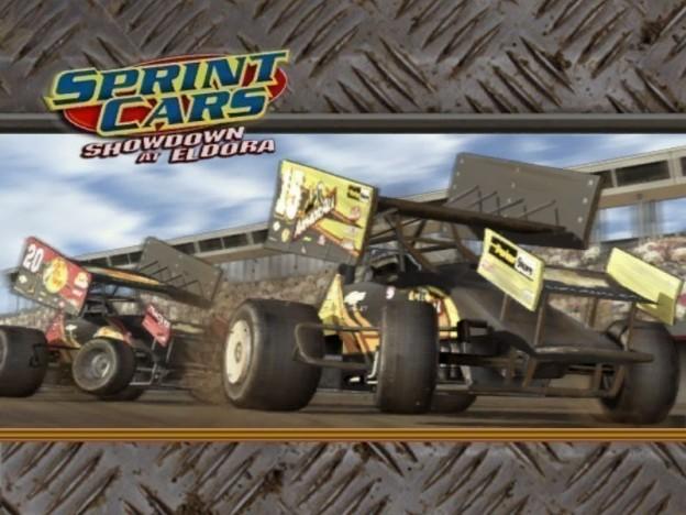 Sprint Cars 2: Showdown at Eldora Screenshot #12 for PS2