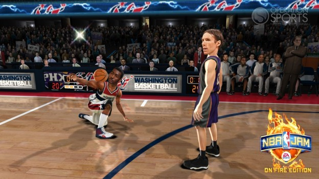 NBA JAM: On Fire Edition Screenshot #49 for Xbox 360