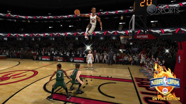 NBA JAM: On Fire Edition Screenshot #50 for Xbox 360