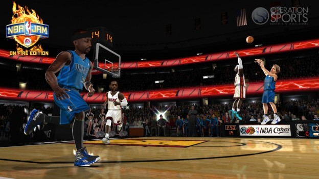 NBA JAM: On Fire Edition Screenshot #51 for Xbox 360