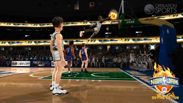 NBA JAM: On Fire Edition Screenshot #52 for Xbox 360