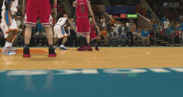 NBA 2K12 Screenshot #144 for PS3
