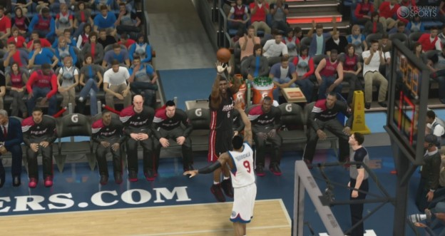 NBA 2K12 Screenshot #158 for PS3