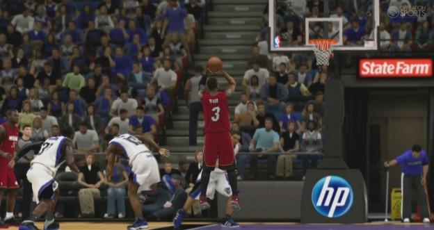 NBA 2K12 Screenshot #161 for PS3