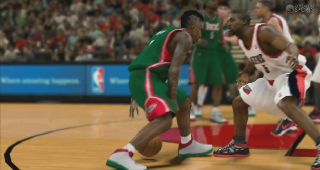 NBA 2K12 Screenshot #183 for PS3