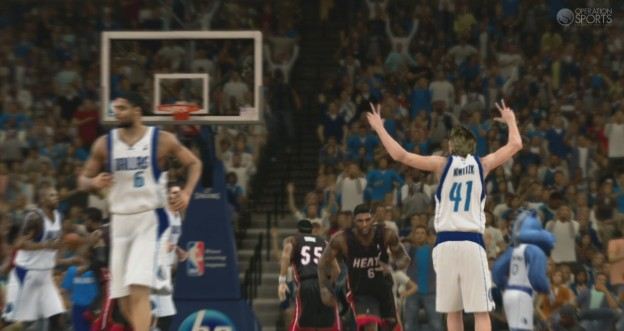 NBA 2K12 Screenshot #193 for PS3