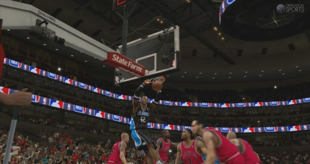 NBA 2K12 Screenshot #149 for Xbox 360