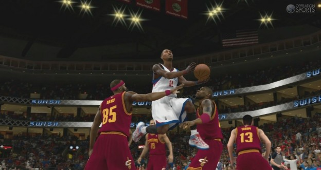 NBA 2K12 Screenshot #150 for Xbox 360