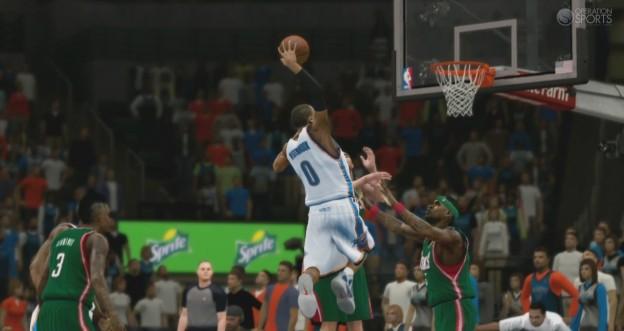 NBA 2K12 Screenshot #151 for Xbox 360