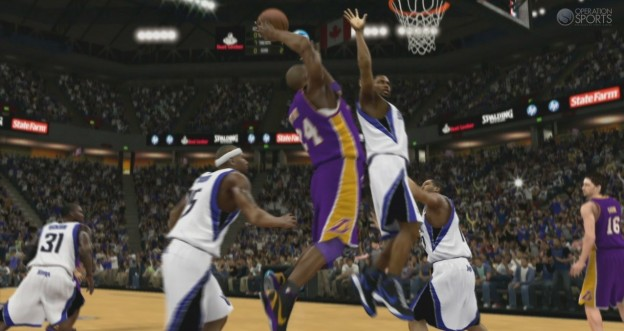 NBA 2K12 Screenshot #156 for Xbox 360