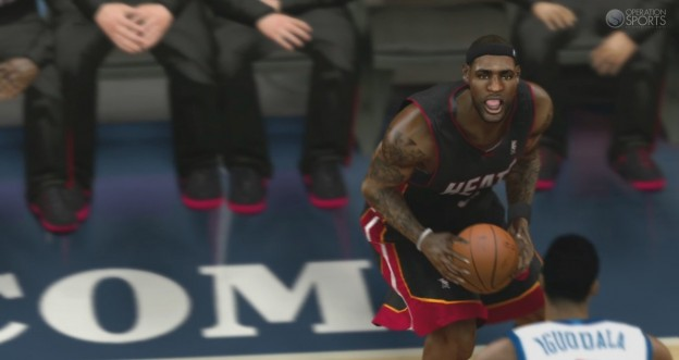 NBA 2K12 Screenshot #161 for Xbox 360