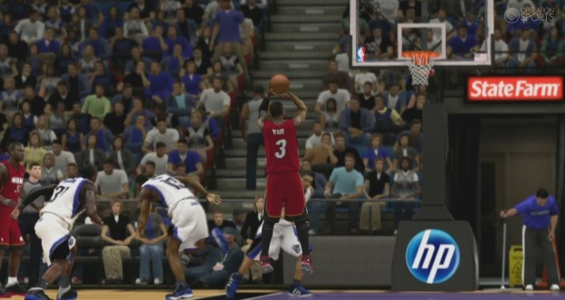NBA 2K12 Screenshot #163 for Xbox 360