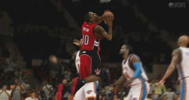 NBA 2K12 Screenshot #165 for Xbox 360